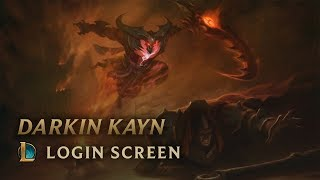 Darkin Kayn | Login Screen - League of Legends