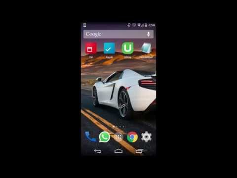 Nexus 5 Kitkat 4.4.4 Update to Lollipop 5.0 Quick Look