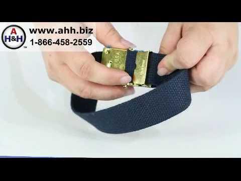military uniform web belt buckle 1 25