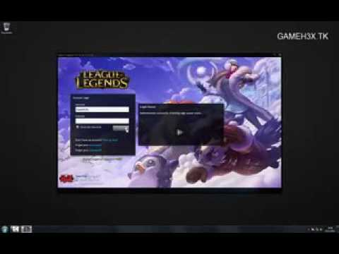 League Of Legends RiotPoints & InfluencePoints Generator