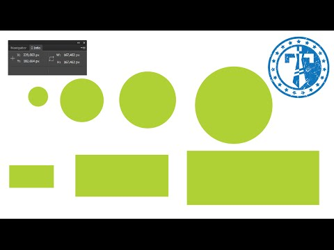 How to Measure object size in Adobe Illustrator