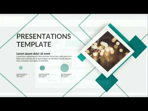 Awesome White Presentations Business Slide PowerPoint as Shutterstock - Pro Template