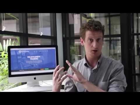 Interview with Web Developer Darren Moore - Firecreek Web Development