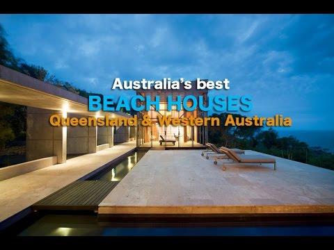 Australia's best beach houses: Queensland and Western Australia