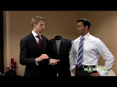 Men's Fashion - How to Fit and Wear a Shirt and Tie
