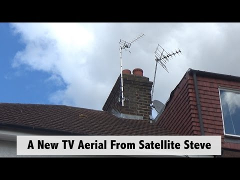 TV Aerial Installation in London by Satellite Steve