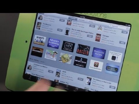 How to Install a Digital Movie on the iPad : iPad Tips