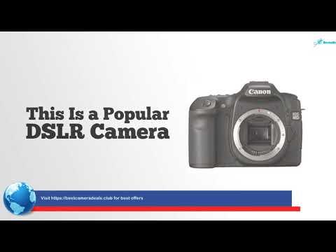 Canon EOS 40D 10.1MP Digital SLR Camera Review - Canon 40D Digital Camera Review
