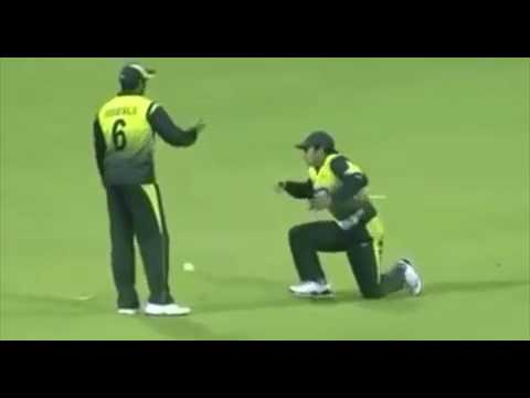 Funny cricket moves |funny catch|