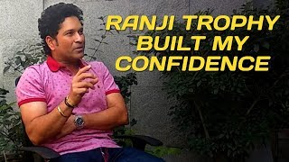 Sachin Tendulkar on the importance of Ranji Trophy   #SachInsight