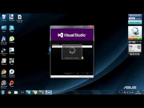 Visual Studio Ultimate 2012 KeyGen [Download direct, no sponsor!]