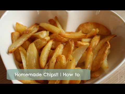 Homemade Chips | HOW TO