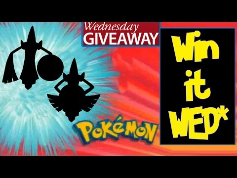 Shiny 6th Generation Aegislash Giveaway & 6iv Imposter Ditto Pokemon Win It Wednesday