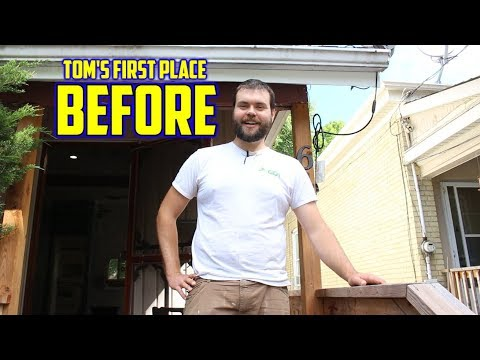Financial Freedom Through Real Estate Investing - Tom's First House