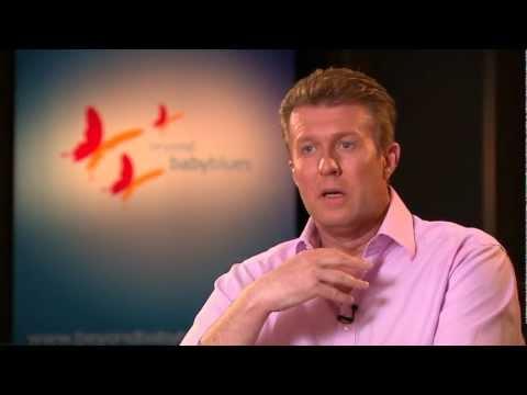Just Speak Up - Peter Overton's story