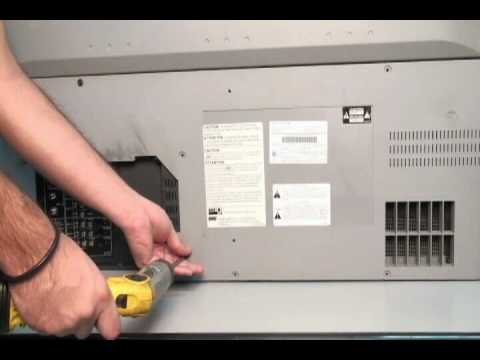 HITACHI how-to replace your enclosure guide