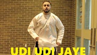 Udi Udi Jaye - Raees (Dance Cover by Silman Saleem)