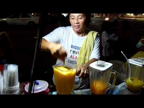 How to make mango shake - Cebu style