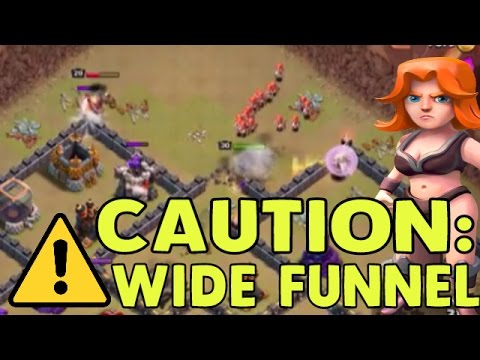 Clash Of Clans :: Th9 MASS VALK Strategy