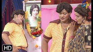 Bullet Bhaskar, Awesome Appi Performance | Extra Jabardasth | 9th August 2019   | ETV  Telugu