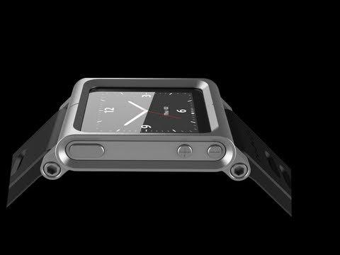VR319: LunaTik iPod Nano watch band