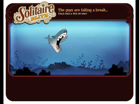 Solitaire Blitz - Site Down