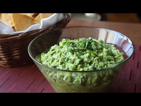 Classic Guacamole Recipe - How to Make Guacamole Like a Guacamaster
