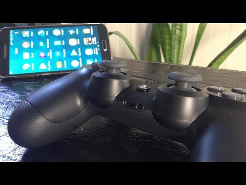 How To Connect PS4 Controller To Android Mobile Phone