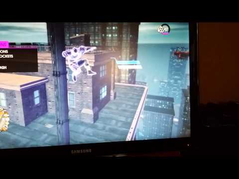 How to get iron man and his powers in saints row 4