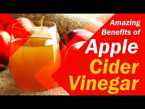 Apple Cider Vinegar Amazing Uses - Amazing Benefits of Apple Cider Vinegar - Surprising Benefits