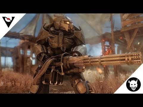 Top 5 EXTREME Fallout 4  weapon mods