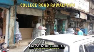 College Road Rawalpindi