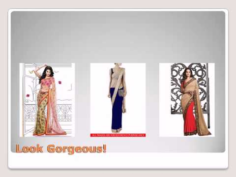 Beautiful Designer Sarees Online