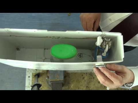 How to Change a Toilet Handle