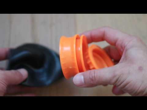 Pocket Shot slingshot test
