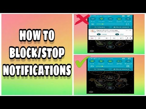 How To Block/Stop Notifications on Mobile Phones and Tablets