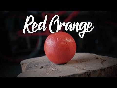World's first Red Orange??