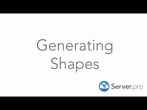 How to use World Edit - Generating Shapes