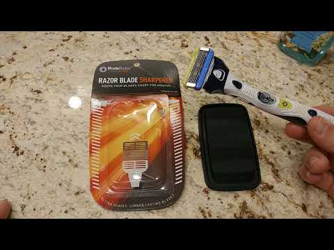 Does A Razor Blade Sharpener Really Work ? Blade Buddy by RazorCare!