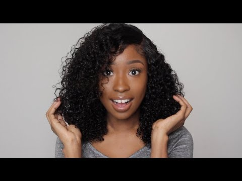 How To Refresh Curls NO FRIZZ! Natural Curly Hair Routine Under $20