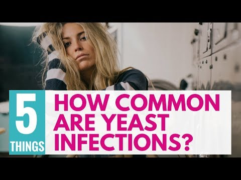 How Common Are Yeast Infections? 5 Things You SHOULD KNOW | CANDIDA