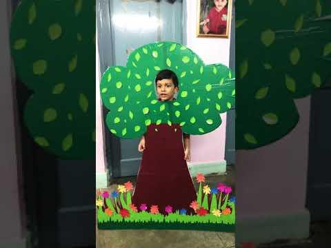 Fancy Dress Trees by Jahan UKG