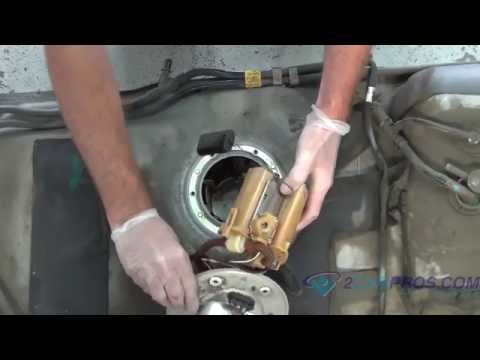 Fuel Pump Replacement Ford Mustang 1994-2004