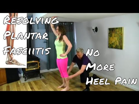 The Plantar Fasciitis Kinetic Chain - Motion Specific Release™ (MSR)
