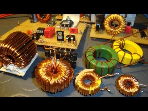 SMPS Tutorial (4): Boost Converters, Flyback Voltages, Switched Mode Power Supplies