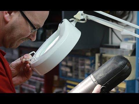 Does A Big RCA Microphone Sound Bigger