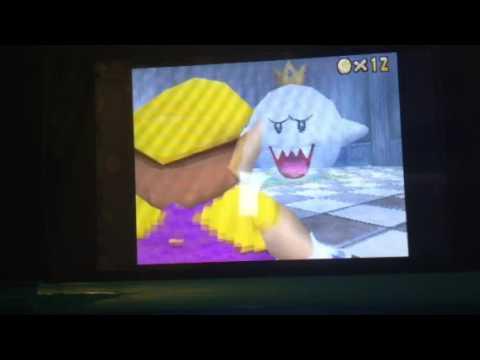 Super Mario 64 DS - Long Arm Luigi Glitch