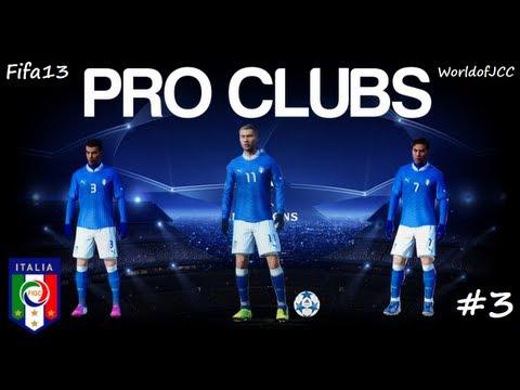 FIFA 13 PRO CLUBS   EP003   ARJEN ROBBEN (X2)