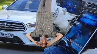 Download 2021 Mercedes S class - Ugly or Beauty (w223) Video