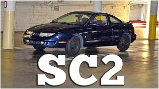 Regular Car Reviews: 1997 Saturn SC2